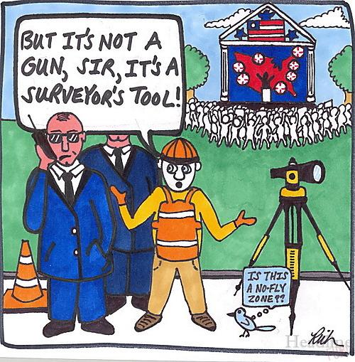 land surveyor humor