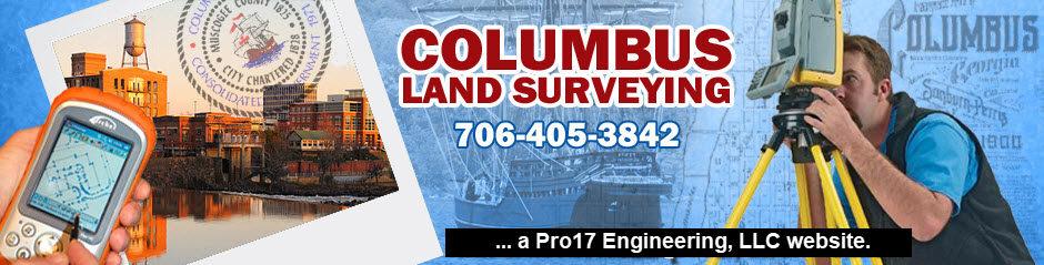 Columbus Land Surveying